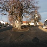 Olbramovice - rekonstrukce náměstí