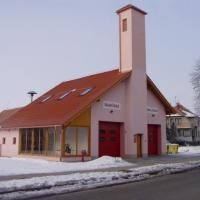 Hostěradice - rekonstrukce požární zbrojnice