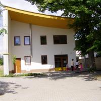 Dukovany - sportovní hala I.etapa