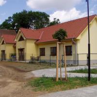 Hrotovice - novostavba chráněného bydlení