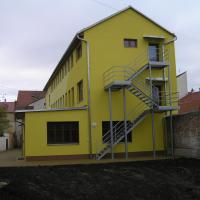 Ivančice - rekostrukce a nástavba ZUŠ A.Muchy