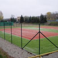 Zbýšov - dva tenisové kurty s umělým povrchem